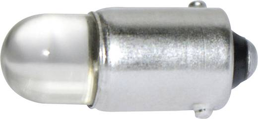 Eufab LED-gloeilamp BA 9s wit BA9s