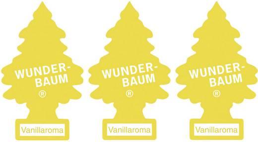 Wunder-Baum Geurkaart Vanille 3 stuks