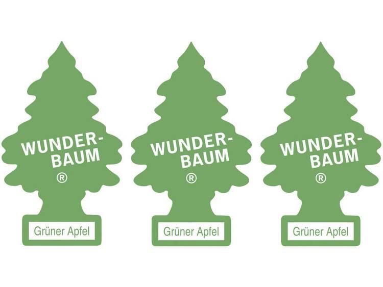 Wunder Baum Geurkaart Appel 3 stuks