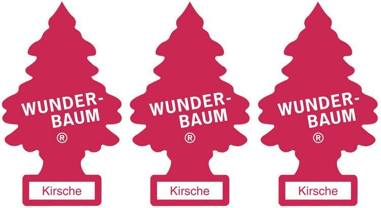 Image of Wunder-Baum Geurkaart Kers 3 stuks