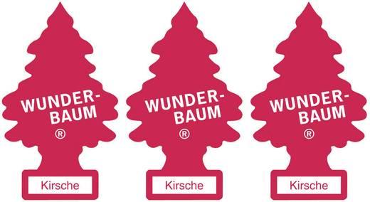 Wunder-Baum Geurkaart Kers 3 stuks