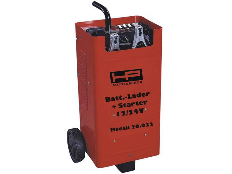 Lader + starter 45 A Acculader 12 V, 24 V