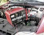 Acculader Alpine 20