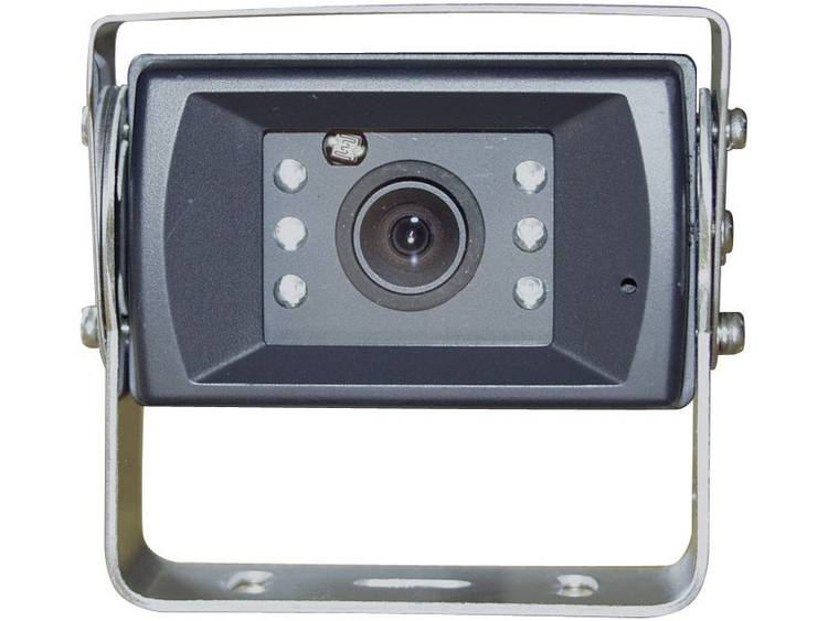 Camos CM-32AH Kabelgebonden achteruitrijcamera Schroefmontage Zwart