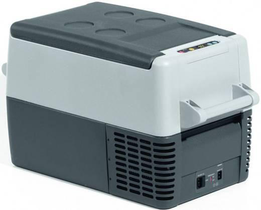 Koelbox 12 V, 24 V, 110 V, 230 V Vriesfunctie Grijs 31 l Energielabel: A+ Waeco CoolFreeze CF 35