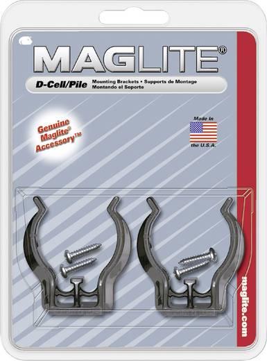 Maglite Auto-/ wandhouder voor D-cell zaklamp ASXD026