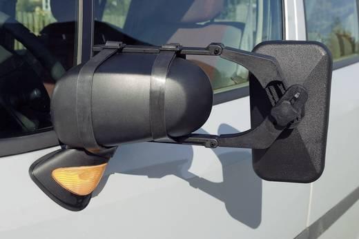 HP Autozubehör 10272 Opzetspiegel Kunststof 125 mm x 220 mm