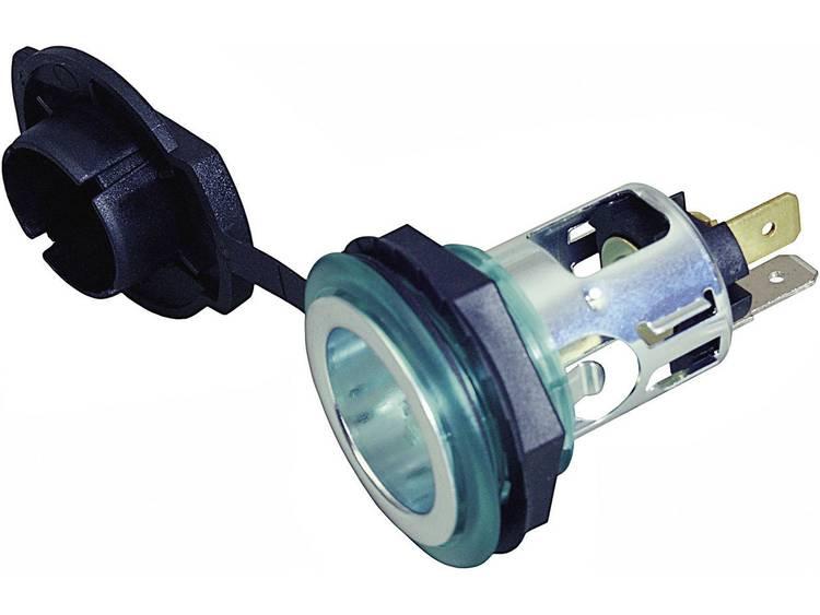 ProCar 681408211 Power contactdoos Stroombelasting (max.) 20 A Geschikt voor Sigarettenaanstekerstekker