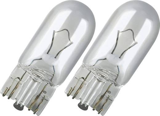 Signaallamp OSRAM Standard W5W 12 V 1 paar W2,1x9,5d