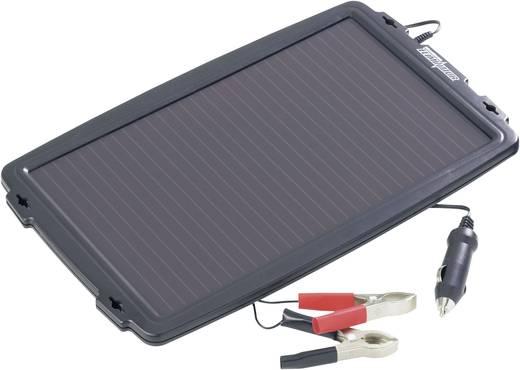Solar-batterijbescherming Amorphe solarcel 12 V <br