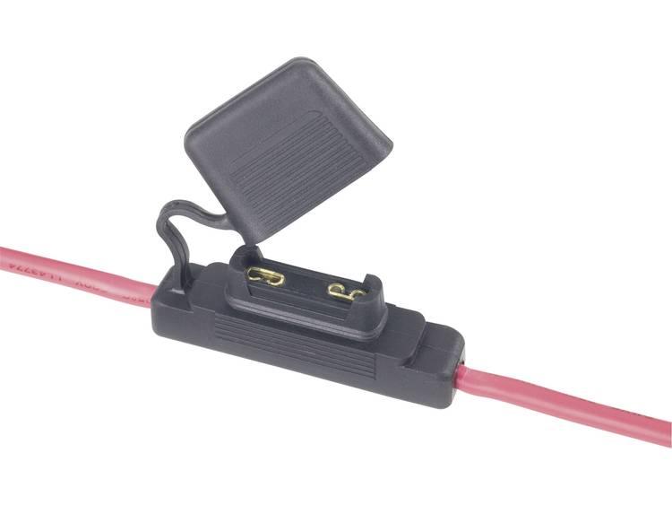 Steekzekeringhouder (auto) Platte zekering Maxi 60 A 10 mm² 1 stuks