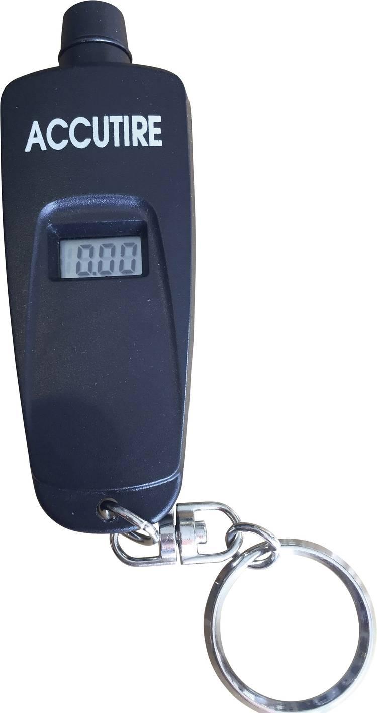 Bandendrukmeter Meetbereik luchtdruk 0.4 - 6.8 bar Accutire 2100