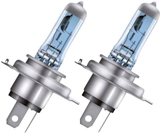 Halogeenlamp OSRAM Cool Blue Intense H4 12 V 1 paar P43t (Ø x l) 17 mm x 82 mm