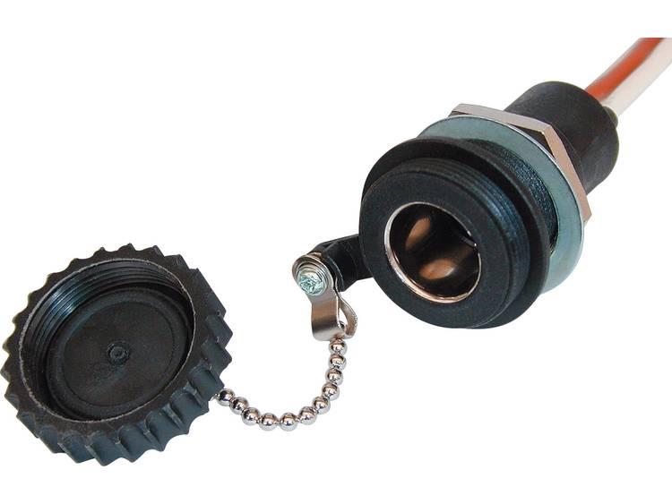 ProCar 52005003 Waterdichte boordspannings stekkerdoos Stroombelasting (max.) 16 A Geschikt voor Eurostekker