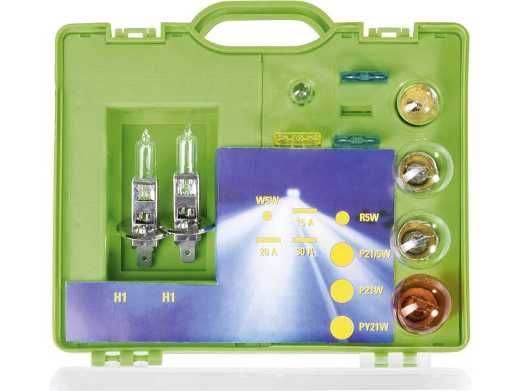 Unitec Assortiment lampen Standard H1 55 W