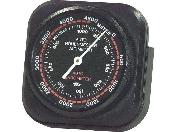 Herbert Richter 10310501 Opbouwmeter (auto) Hoogtemeter Meetbereik 0 5000 m geen verlichting
