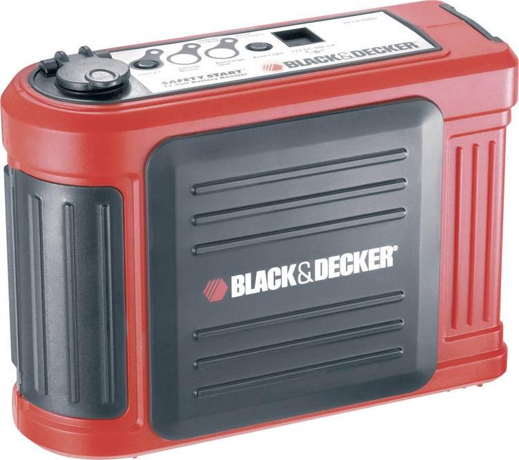 Image of Black & Decker BDV040 70104 Snelstartsysteem Starthulpstroom: 8 A