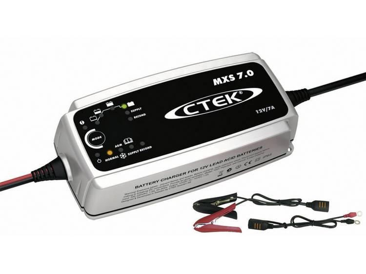 CTEK MXS 7000 Automatische acculader 12 V