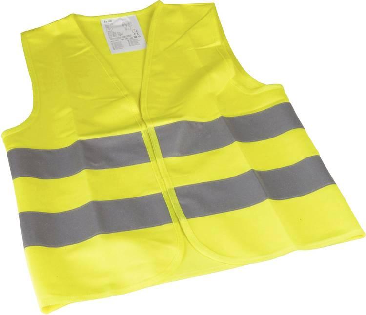Alpin Kind (maat S) Helder-geel. Zilver (reflecterend)