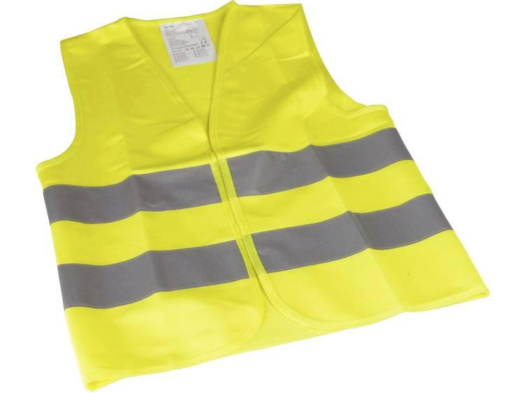 Alpin Kind (maat S) Helder geel, Zilver (reflecterend)