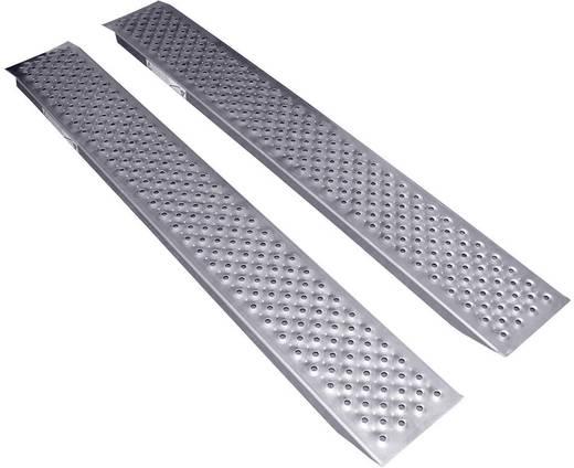 Oprijsteunen 400 kg Star, recht Aluminium Unitec