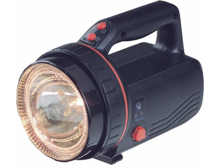 IVT Accu handschijnwerper Profi Plus Zwart PL-838LB Halogeen- en LED-lampen (gebruik op LED-halogeen