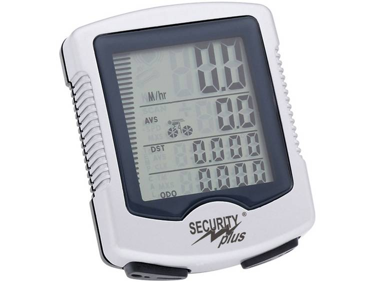 Security Plus Fietscomputer K44