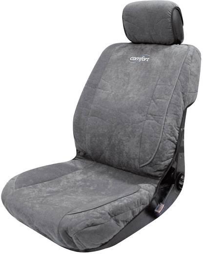 Eufab Passagier- of bestuurderstoelbekleding Grijs Microvezel