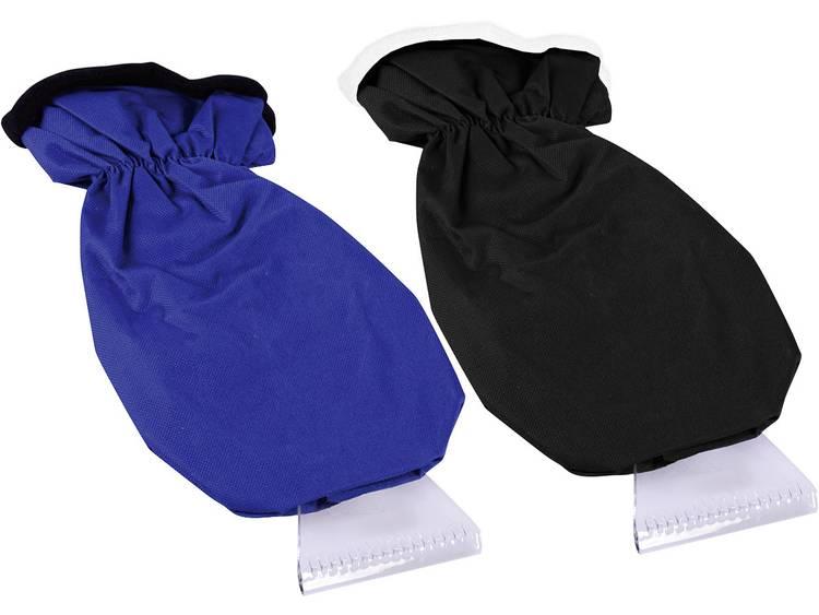HP Autozubehör Komfort IJskrabber Met handschoen (l x b) 38 cm x 10 cm