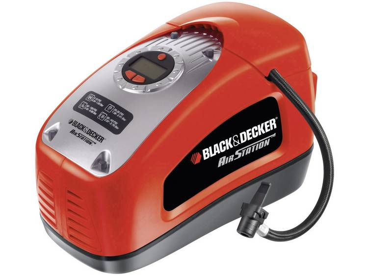 Black & Decker ASI300 compressor 12-230 V 11 bar