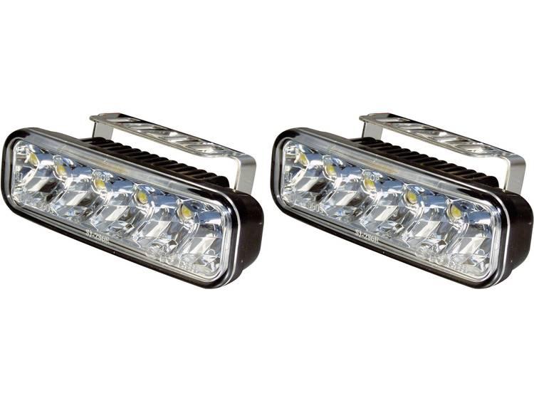 Dagrijlicht LED (b x h x d) 147 x 56 x 59 mm Devil Eyes 610757