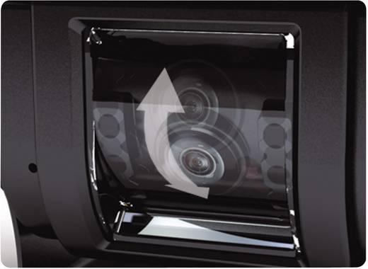 Kabelgebonden achteruitrijcamera systeem RV 900/3 Camos Extra IR-verlichting, Geïntegreerde microfoon, Geïntegreerde ver