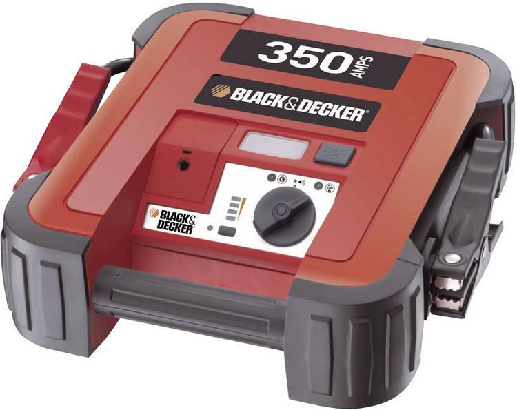 Image of Black & Decker BDJS350 70105 Snelstartsysteem Starthulpstroom: 350 A