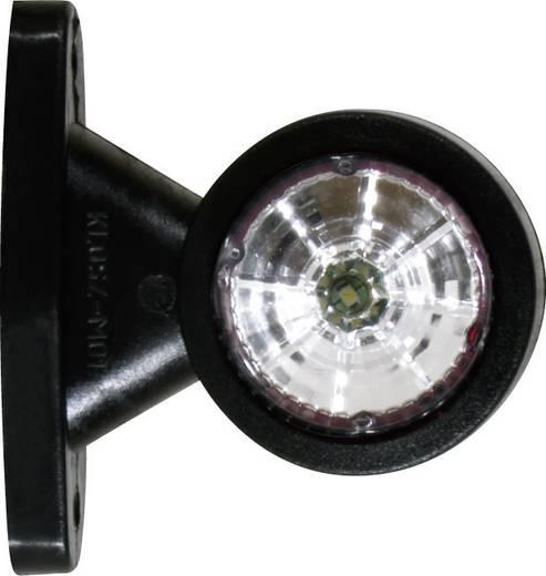 LED Markeringslicht rechts, links 12 V, 24 V Rood, Wit SecoRüt