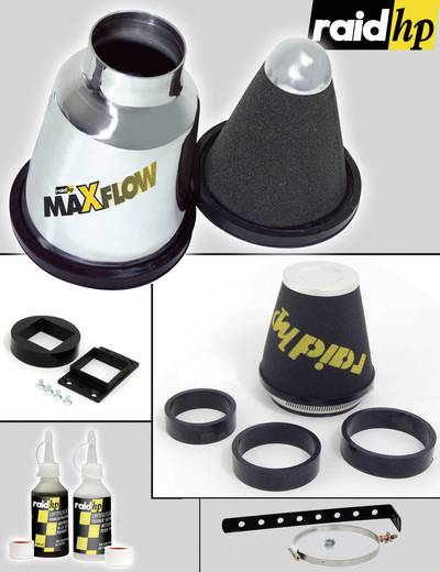 raid hp Sport luchtfilter Maxflow