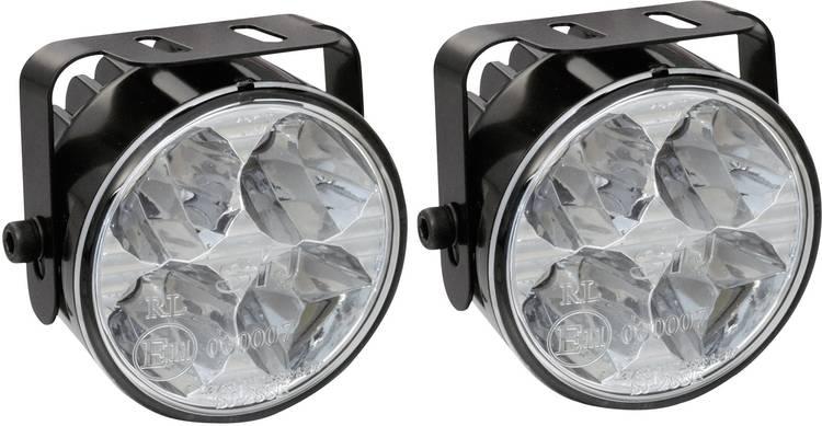 Dagrijlicht LED (Ø x d) 70 mm x 53 mm Devil Eyes 610759