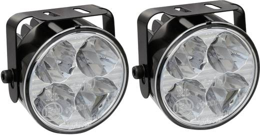 Dagrijlicht LED (Ø x d) 70 mm x 53 mm Devil Eyes 610759
