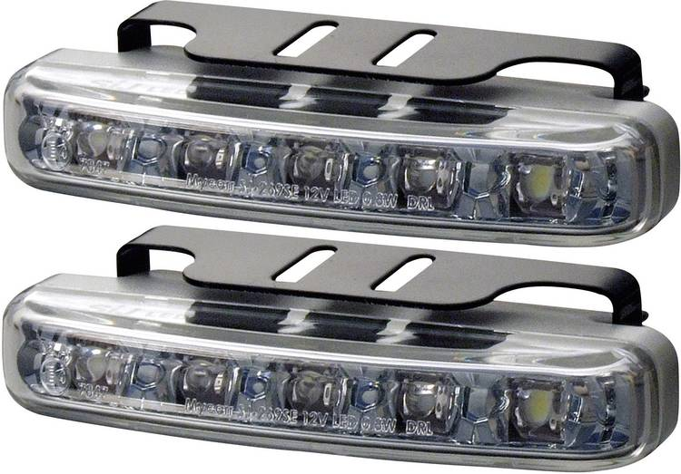 Positielicht LED (b x h x d) 104 x 25 x 40 mm Devil Eyes 610761