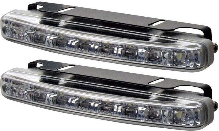 Devil Eyes LED Dagrijverlichting 8 LEDs
