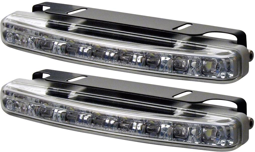 Devil Eyes LED Dagrijverlichting 8 LED\'s | Conrad.nl