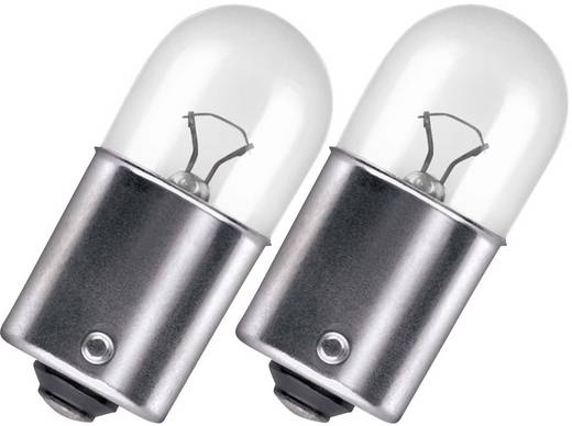 OSRAM 5008ULT-02B 10W 12V BA15S Ultra Life Signaallamp R10W 10 W