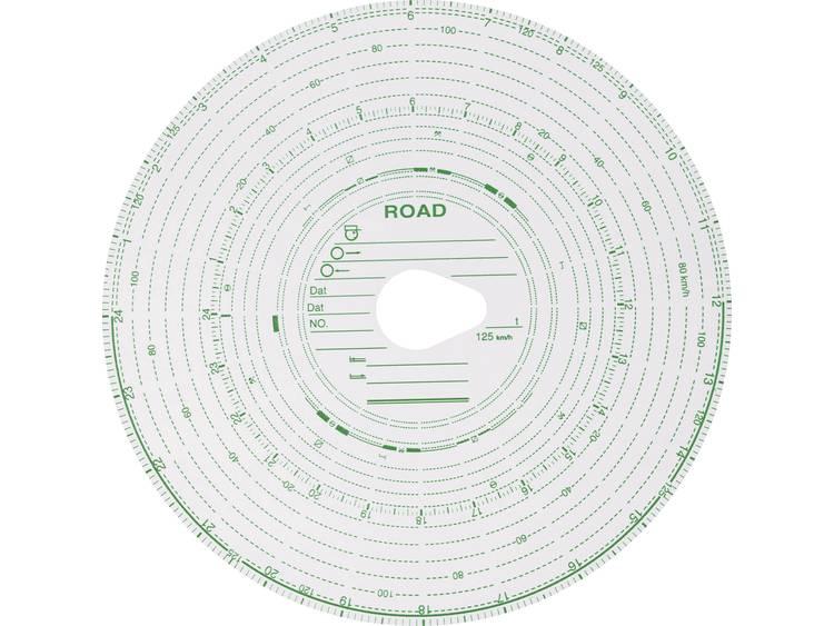 Diagramschijven 30130 Voor tachograaf