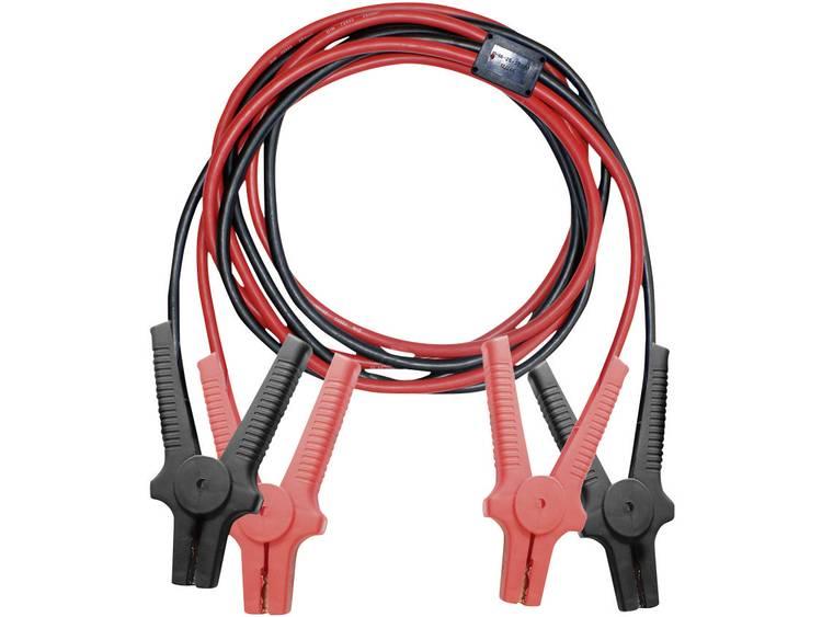 APA Starthilfekabel mit Schutz 35 mm² Startkabels 35 mm² Koper 4.50 m Met geïsoleerde accuklemmen