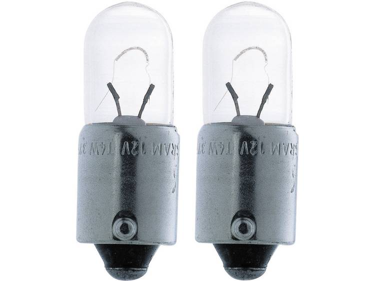 OSRAM Signaallamp Standard T4W 4 W