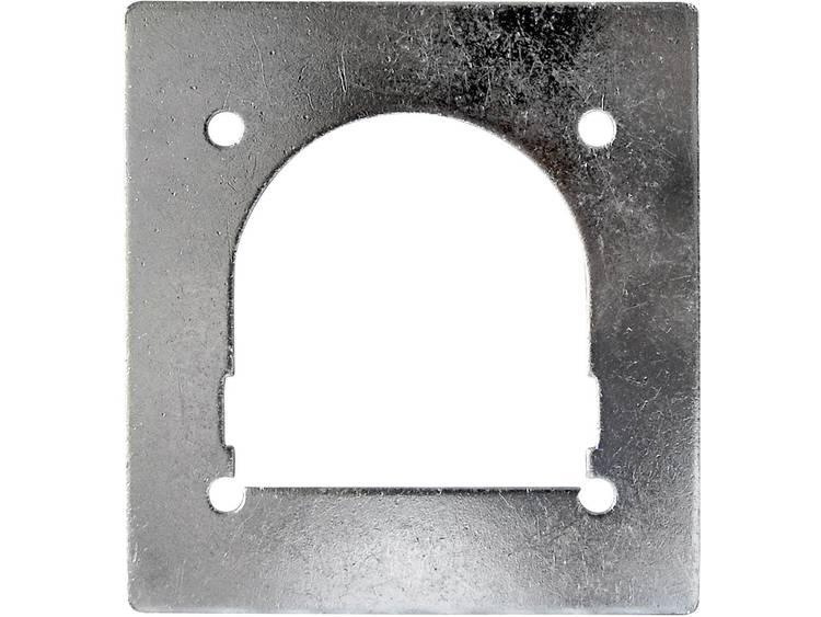 Tegenplaat voor sjorring (l x b) 120 mm x 115 mm 25275