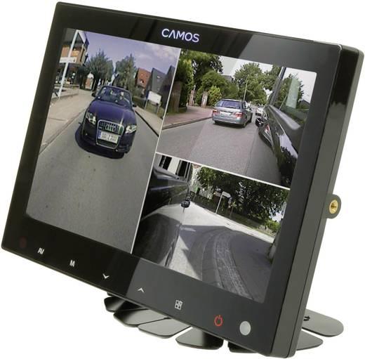 Monitor Camos CM-709/M2 Opbouw