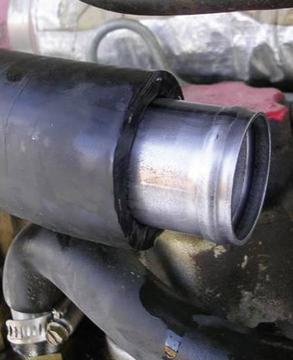 Kunzer 7NKSR40 koelvloeistof slang reparatieset 40 delig