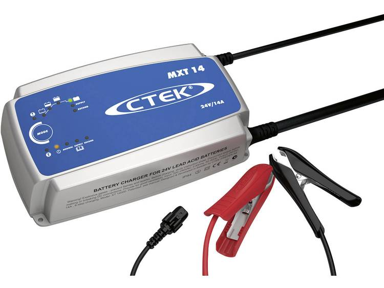 Druppellader CTEK Multi XT 14 24 V 14 A