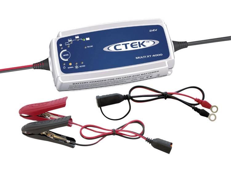 Druppellader CTEK Multi XT 4.0 24 V 4 A
