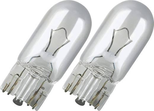 Signaallamp OSRAM Standard W3W 12 V 1 paar W2,1x9,5d (Ø x l) 10 mm x 27 mm